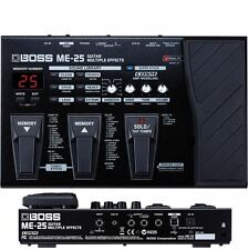 Boss ME-25 Guitar Multi FX Pedal