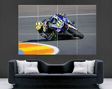 """Valentino Rossi Large Wall Art Poster Print 43"""" x 27"""""""