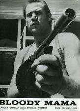 DON STROUD ROGER CORMAN BLOODY MAMA 1970 VINTAGE PHOTO ORIGINAL #12