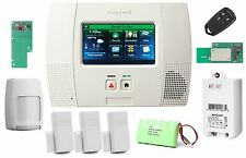 Honeywell Lynx Touch L5200 Wireless Alarm Kit WITH Wifi and Zwave Module NEWEST