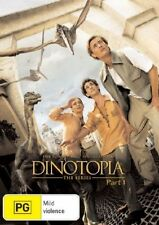 DINOTOPIA - THE SERIES : PART 1 (2 DISCS) REGION 4 NEW & SEALED FREE SHIPPING