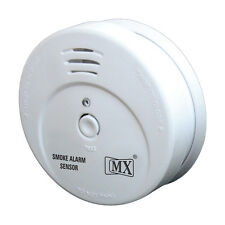 MX 10Pc Wireless Fire Smoke Detector Hom office restaurant Cordless Sensor Alarm