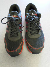 "Adidas ""clima warm"" black and red, running shoes, Men's 10 (eur 44)"