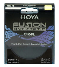 HOYA Multi-Coated 72mm Fusion Antistatic CPL Filter Super Slim Frame Filter 72mm