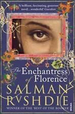 La hechicera de Florencia por Salman Rushdie (de Bolsillo, 2009)