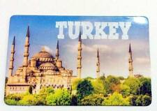▓ TURKEY FRIDGE / REF MAGNET COLLECTIBLE SOUVENIR