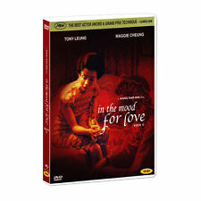 In the Mood for Love (2000) (DVD,All,Sealed,New) Kar-Wai Wong