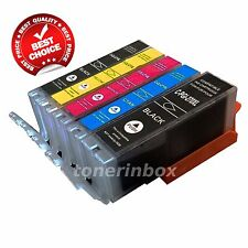 5 Pk PGI270XL CLI271XL Ink Cartridge For Canon PIXMA MG5720 MG5721 MG5722 MG6820