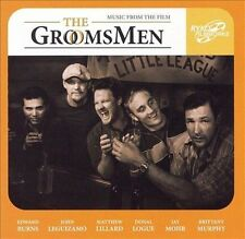 Music From the Film the Groomsmen; Soundtrack 2006 CD, Billy Squier, Men At Work