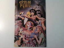 DOOM PATROL #64 by Pollack & Case, published 1993 by DC Comics USA.  Fn+