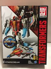 2014 Hasbro Transformers Generations Starscream Universal Studios Exclusive