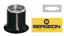 "Bergeon 2611-1.5 Watchmakers Eyeglass 6.7x Mag 1.5"" Focal Length- HE2611A"