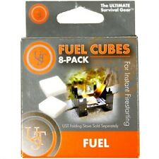 New! Ultimate Survival Technologies Fuel Cubes 20-02167-10