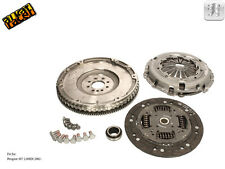 Peugeot 307 2.0HDI clutch kit. SMF kit! ORIGINAL PEUGEOT!Complete with flywheel!