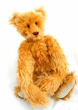 "Original Yesteryear Teddy Bear Sam 26""  Mohair Early Artist OOAK Cindy Martin"