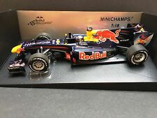 Minichamps - Sebastian Vettel - Red Bull - RB6 - 2010 -1:18 -Winner Brazilian GP