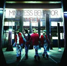 "CD NEUF ""MINDLESS BEHAVIOR - MB : FRANCE"" 4 morceaux / 2012"