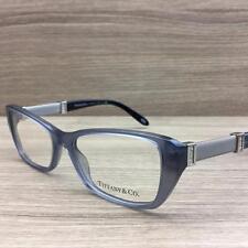 Tiffany & Co. TF 2117-B Eyeglasses Opal Grey Silver 8197 Authentic 51mm