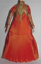 DRESS ONLY ~ HASBRO QUEEN AMIDALA DOLL SENATE PORTRAIT REGAL GOWN ACCESSORY