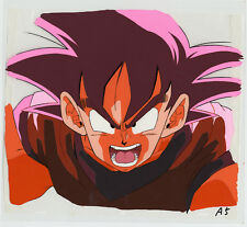*SALE* Dragonball Z DRAGON BALL Z DBZ Toei Production Cel Son Goku KAIOKEN