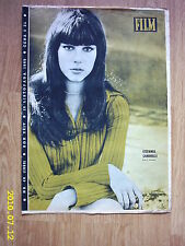 STEFANIA SANDRELLI on cover archive Film 46/69 Polish magazine
