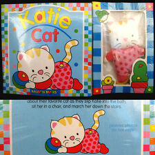NEW SEALED KATIE CAT Sterling Publishing 1998 Hardcover POP-UP KIDS CHILD BOOK