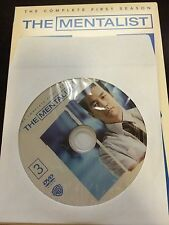The Mentalist - Season 1, Disc 3 REPLACEMENT DISC (not full season)