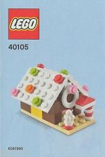 Lego Ginger Bread House Monthly Build 40105 Polybag BNIP