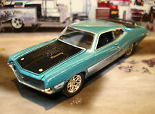 1970 FORD TORINO G/T 428 LIMITED EDITION 1/64 M2 1970'S MUSCLE