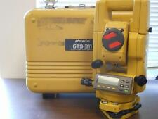 Topcon GTS-311 Total Station