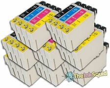 32 Compatible 'Teddy Bear' T0615 Non-oem Ink Cartridge for Epson Stylus X4850