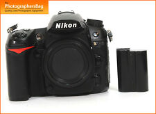 Nikon D7000 Fotocamera digitale reflex Corpo BATTERIA GRATIS UK POST