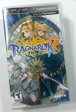 Ragnarok Tactics (Sony PSP, 2012) Complete with Manual - Int'l Shipping