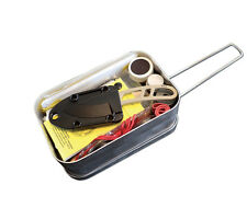 ESEE Knives Mess Tin Survival Kit: Compact Professional Grade Emergency Gear