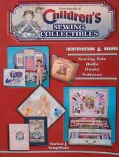BOEK/LIVRE/ARGUS/BOOK: TOY SEWING/ACCESSOIRES COUDRE JOUETS/SPEELGOED NAAIGERIEF