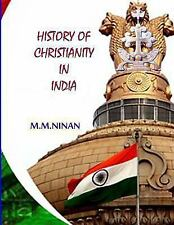 History of Christianity in India by M. Ninan (2012, Paperback)