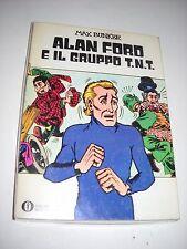 ALAN FORD E IL GRUPPO TNT Oscar Mondadori n. 909 RARE!!!