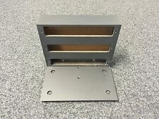 RARE MADE IN THE UK GREY QUAD RACK FOR 34 FM 4 & 306