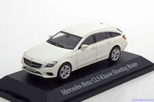 1:43 Norev Mercedes CLS-Class  X218 Shooting Brake 2012 whitemetallic