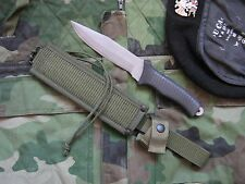 Serbian Yugoslavian IMPA fighting knife bayonet - war in Kosovo