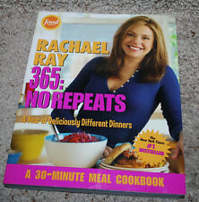 Rachael Ray Cookbook 365 No Repeats 30 Minute Meal Recipe Book Quick Easy Cookin