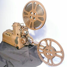"16mm AMPRO * ""PROP"" PROJECTOR non-working for MOVIE ROOMS, display, PLAYS,1950's"