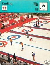 FICHE CARD : 1. CURLING 70s
