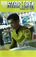 STAR TREK (Ongoing) #29 Photo SUBSCRIPTION Cover