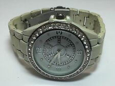 Marc Ecko WR30M Women's Watch Used Cond. For Repair/Parts (#D1431)