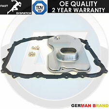 VW TOUAREG 6 SPEED AUTOMATIC GEARBOX TRANSMISSION SUMP PAN FILTER SEAL KIT 09D