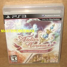 PS3 Atelier Rorona: The Alchemist of Arland New Sealed (Sony PlayStation 3)