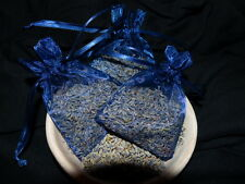 30 Lavender Organza Bags Navy Blue - Wedding and Bridal Shower Favors
