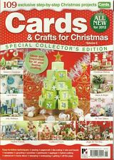 Cards and Crafts for Christmas Vol 6 ##CC1