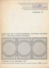 HN Dr. BUSSO PEUS Auktion 273 1970 Dr. Koch deutsche munzen
